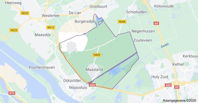 Rijschool Maasland